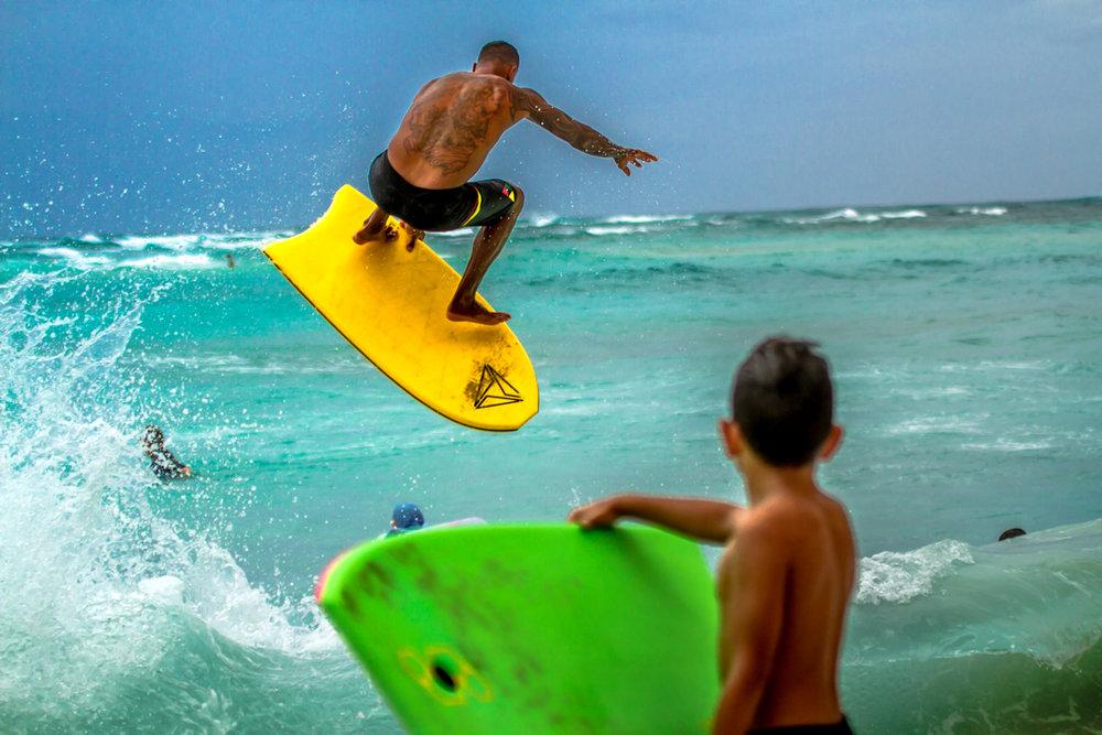 Body Board Rentals -