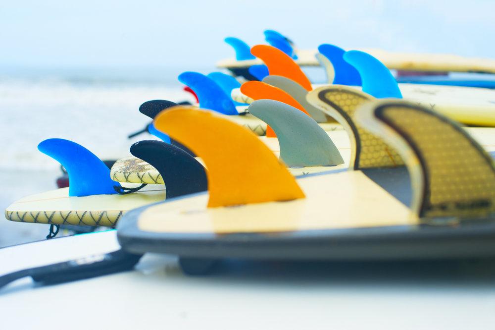 Surfboard Rentals -