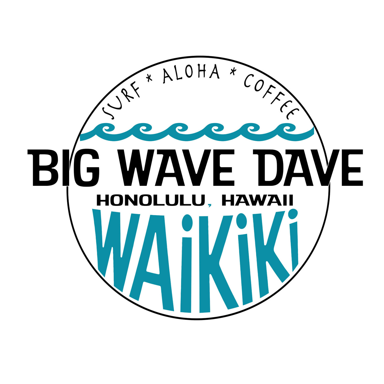 Big Wave Dave Surf & Coffee