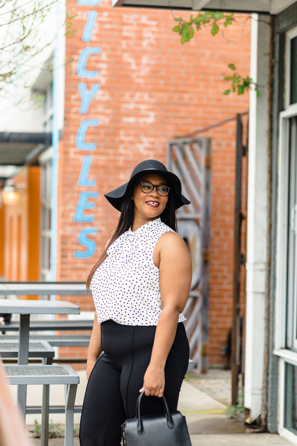 Natalie Greagor Floppy Hat Outfit Ideas