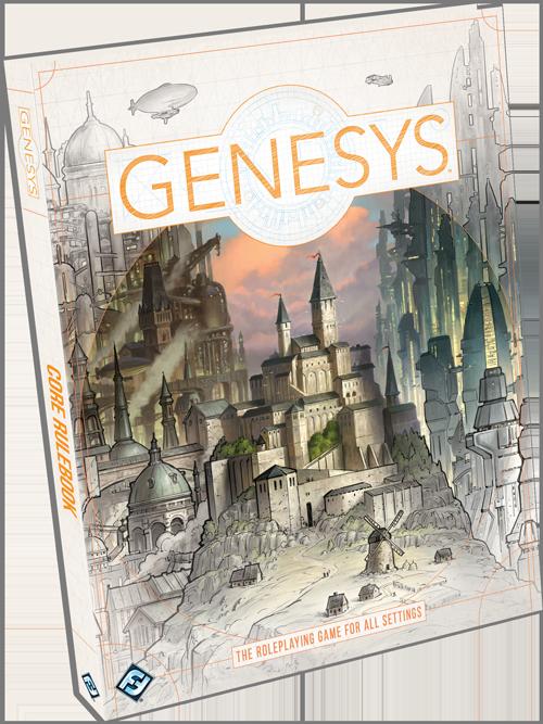 Genesys - © Fantasy Flight Games