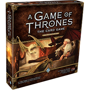 Game of Thrones The Card Game - Second Edition - © Fantasy Flight Games and © Groege RR Martin