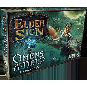Elder Sign - Omens of the Deep - © Fantasy Flight Games