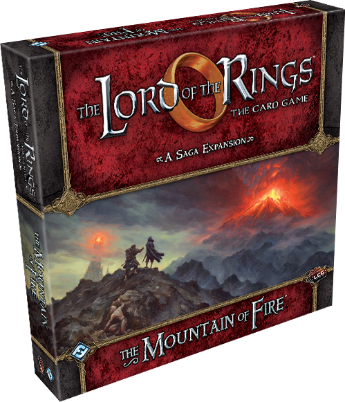 Lord of the Rings The Card Game - © Fantasy Flight Games and © Middle Earth Enterprises