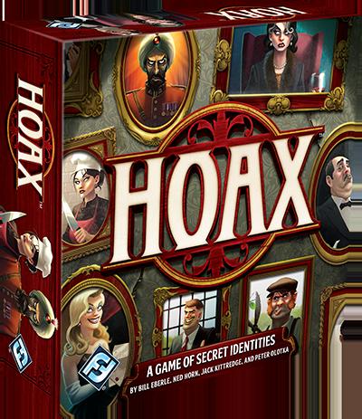Hoax - © Fantasy Flight Games