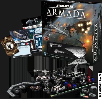 Star Wars Armads - © Fantasy Flight Games and © Lucasfilm Ltd.