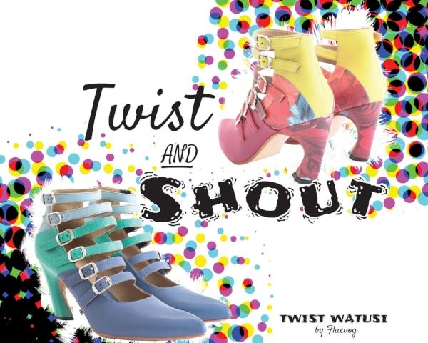 Shoe Ad