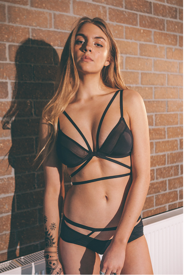 Silent Arrow - Making Moves Bralette