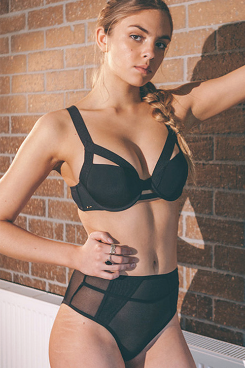 Silent Arrow - Kickass Bra