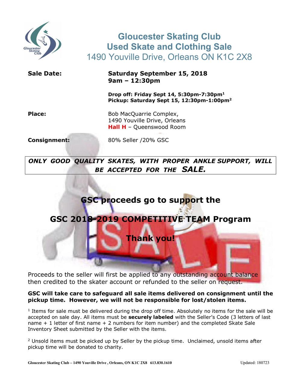 2018-2019 FALL Skate Sale Notice 180723 TG.jpg