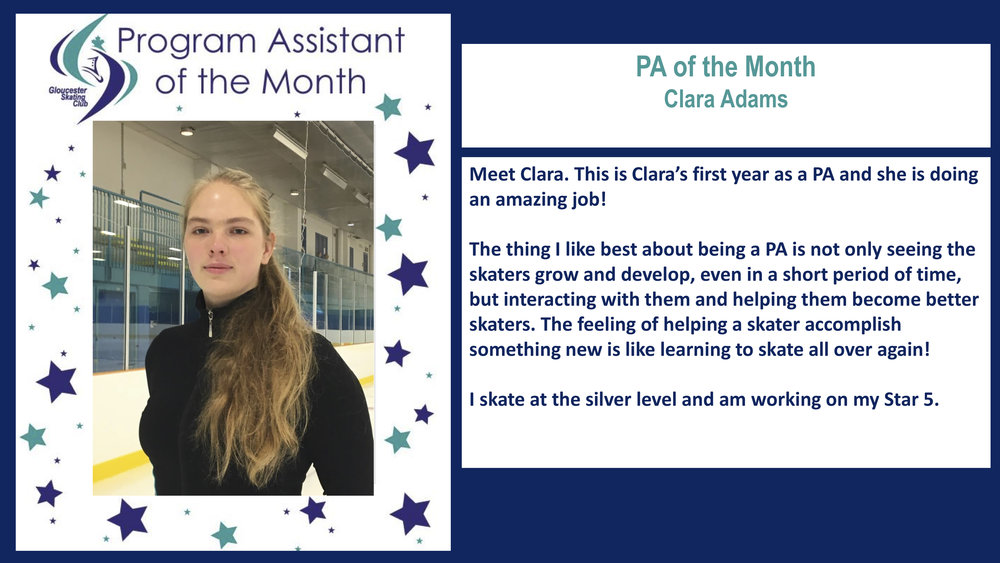 PA of the Month - Clara Adams.jpg