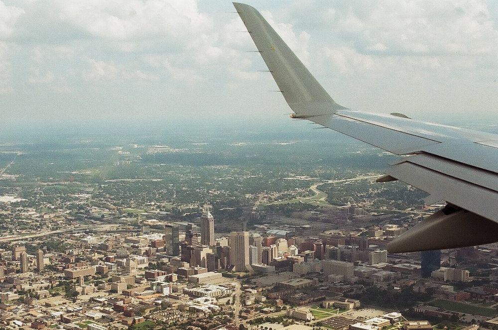 Landing, home - 2016