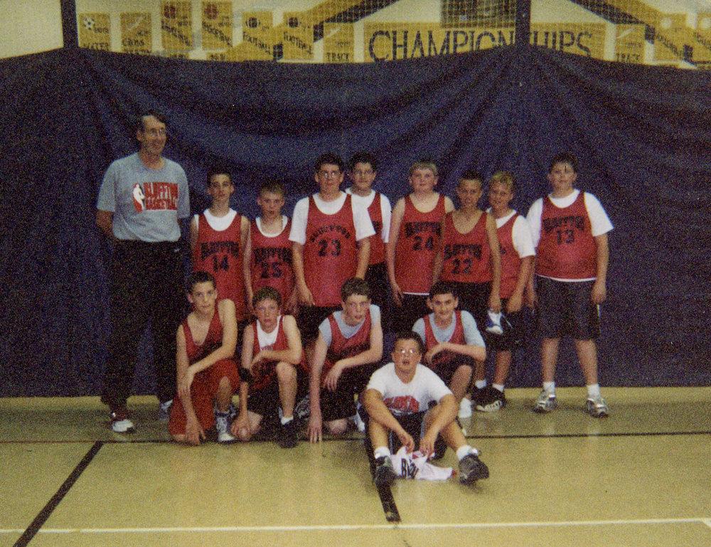 The Team -2003?