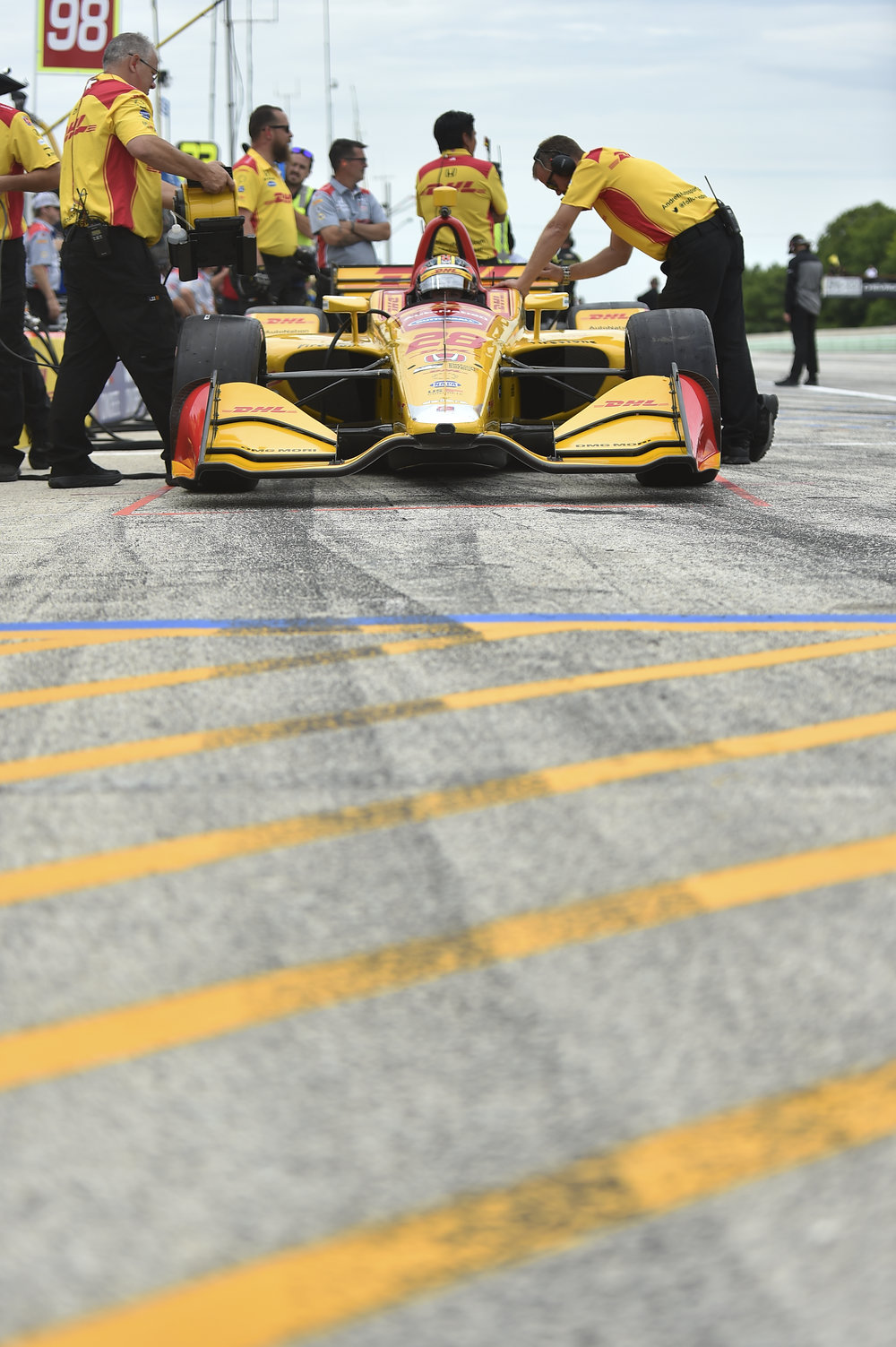 Ryan Hunter Reay - Road America