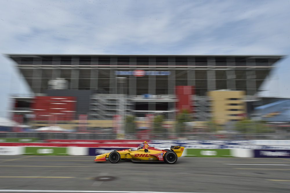Ryan Hunter-Reay - Toronto