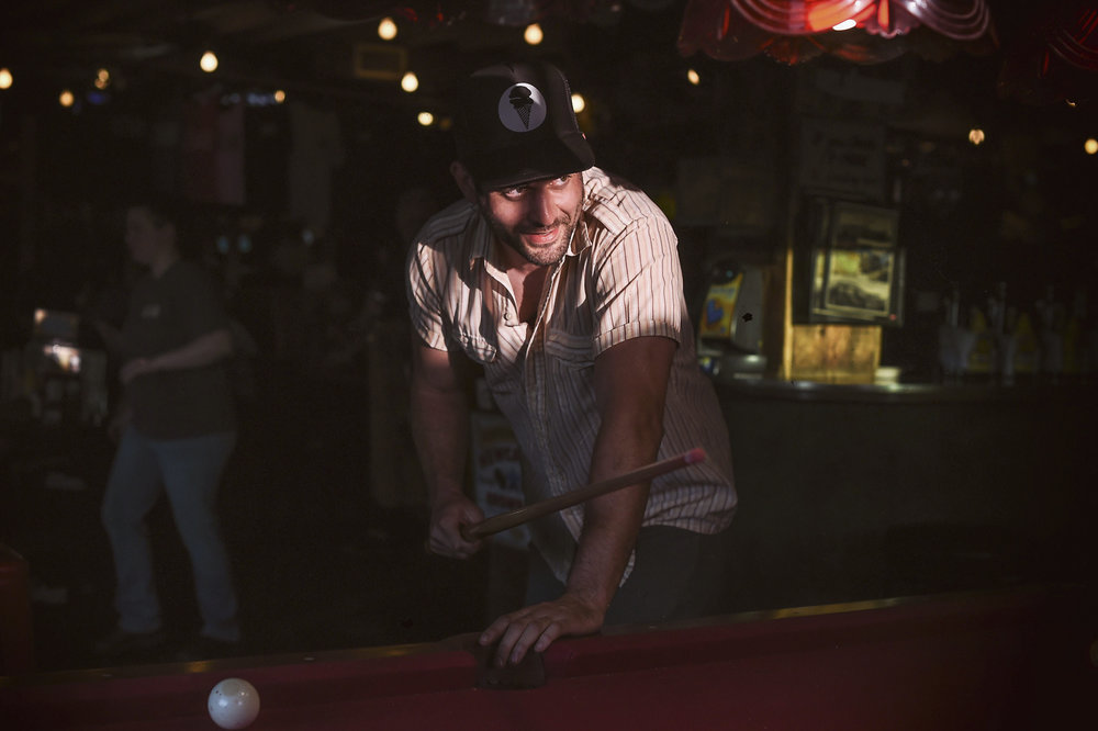 Hometown Pool Shark