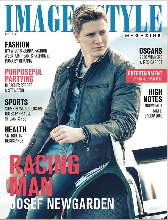 Image & Style Magazine - Josef Newgarden –