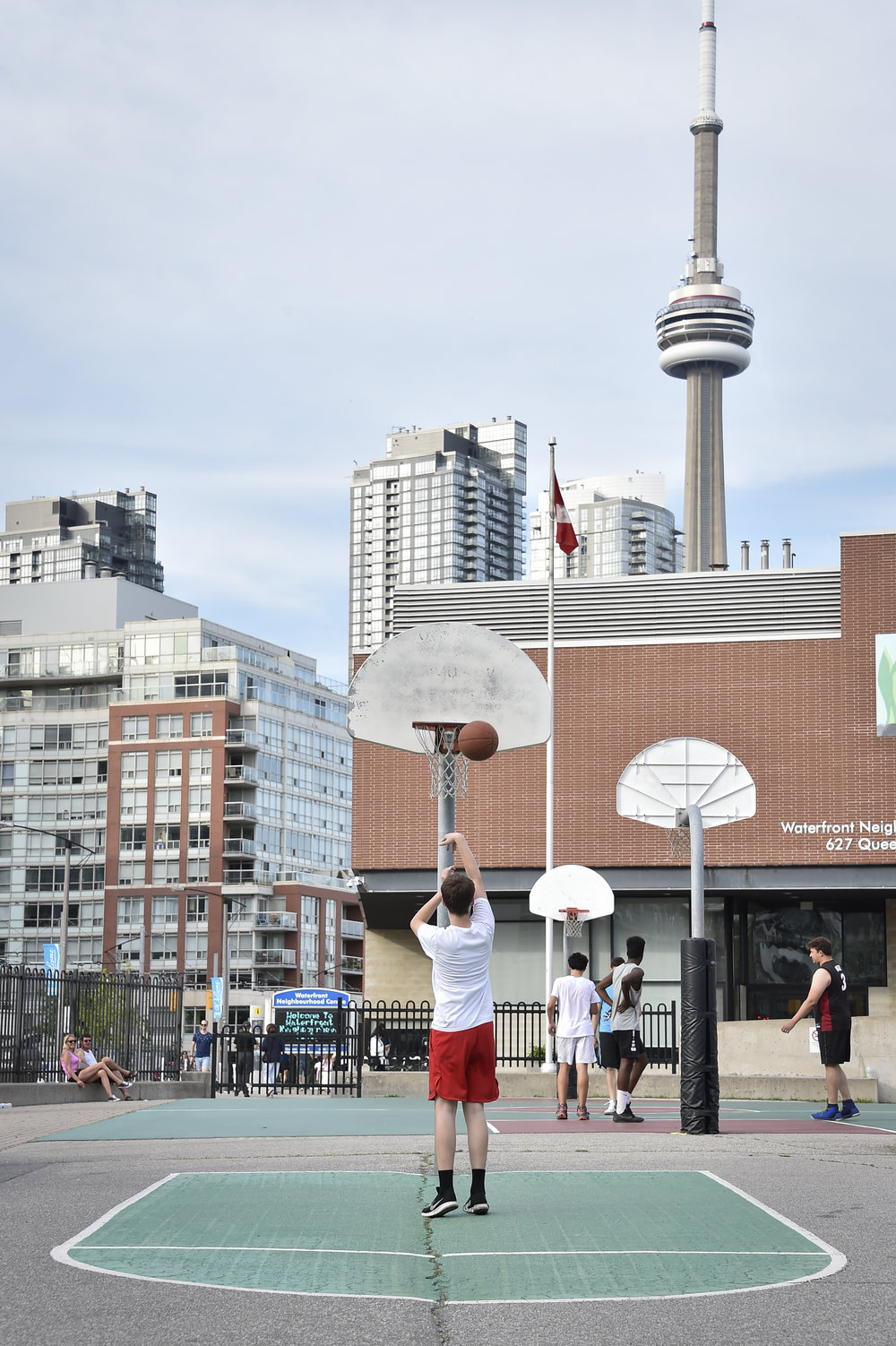Ball is Life, City Kids - Toronto, ON