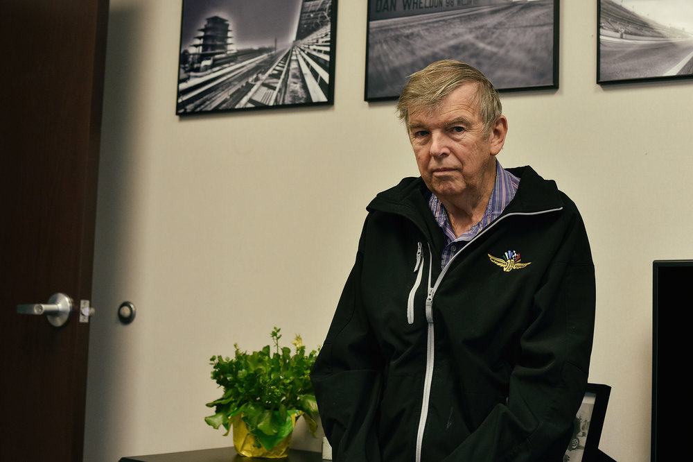 Donald Davidson - Shot with Nikon D4S - Indianapolis Motor Speedway
