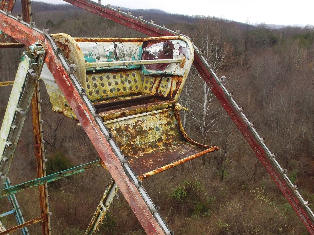 Amusement - Shot with DJI Phantom 3 - Tennessee, ??