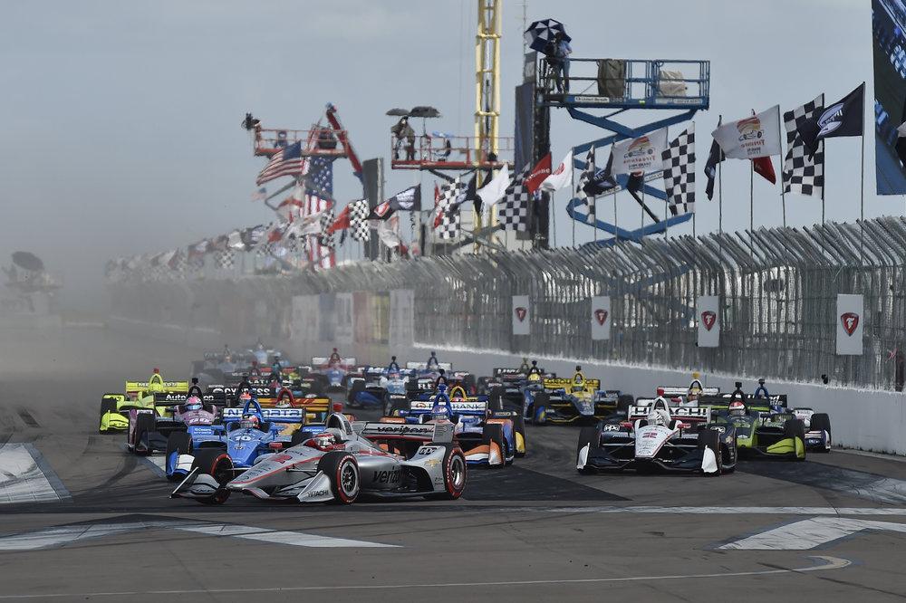 St. Petersburg Grand Prix.