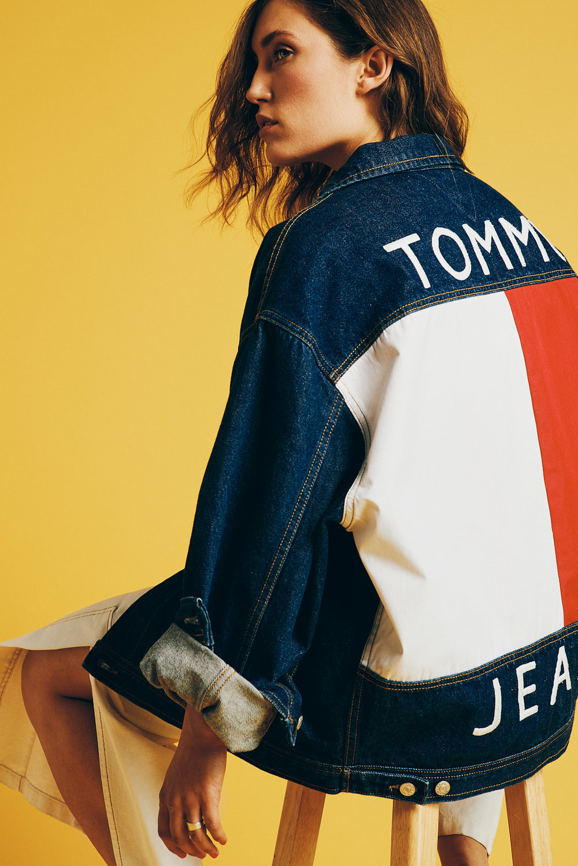 Jacket: Vintage Pants: Topshop Photographer: Noah   Asanias