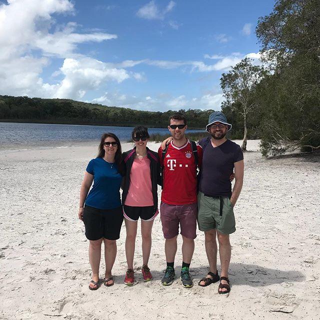 The Irish connects with Gooriemooka tours. #gooriemookatours #redlandstourism #straddie #stradbrokeisland #tourism #redlandsanyday