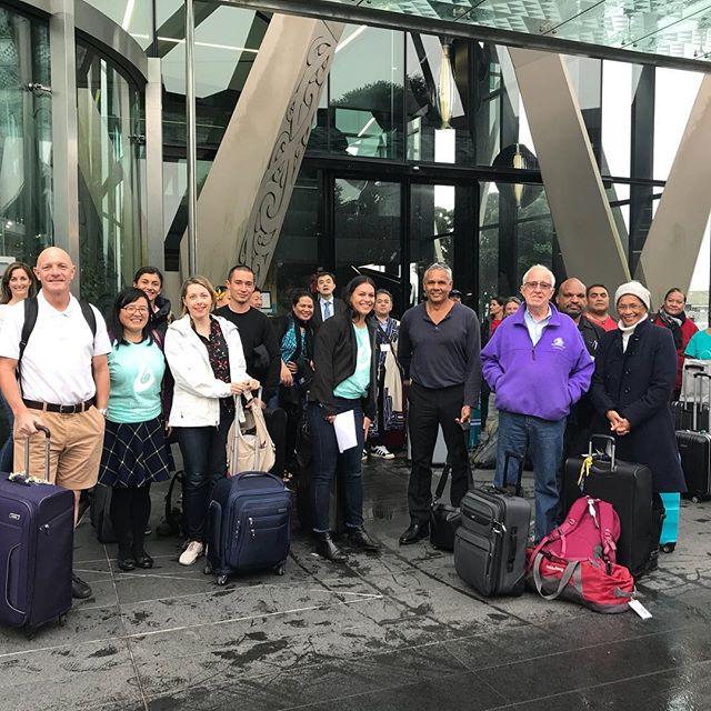 World Indigenous Tourism Summit delegates in Auckland. #gooriemookatours ##kiaorawits#redlandcitycouncil #redlandtourism #straddieis #straddiechamberofcommerce #straddiehotel #straddieallure #straddieadventures #queenslandmusem #platinumairtours #airbournesolutions
