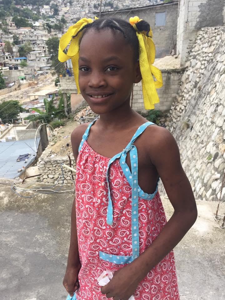 Nieka   Lives in Solino  Sponsored by F4H for 2 years