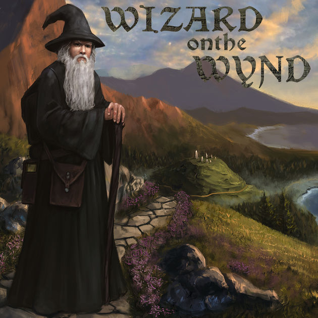 Wizard on the Wynd is a world-building site using stories, fictional histories, cartography and podcasts.