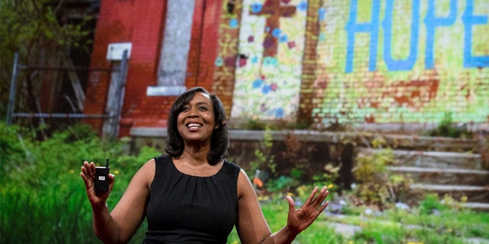 Devita Davison from Detroit Food Labs