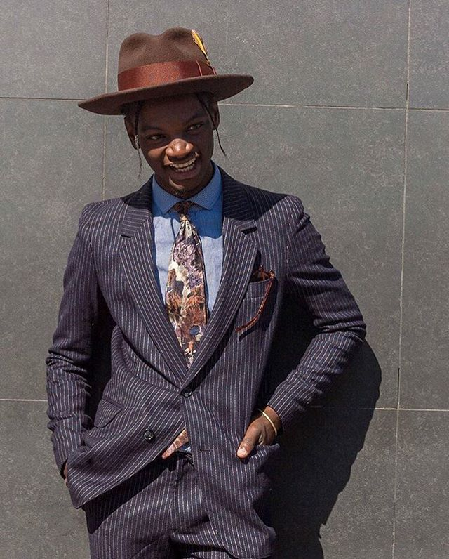 If you don't already know about Mr. @samkeloboyde, then we're here to tell you this young man is a future superstar in our menswear industry.⠀ ·⠀ Please give him a follow, or better yet, support him and his new made-to-measure brand @boyde_sb.⠀ ·⠀ Keep it up young fella - we see you!⠀ ·⠀ 📷 @siga_cut