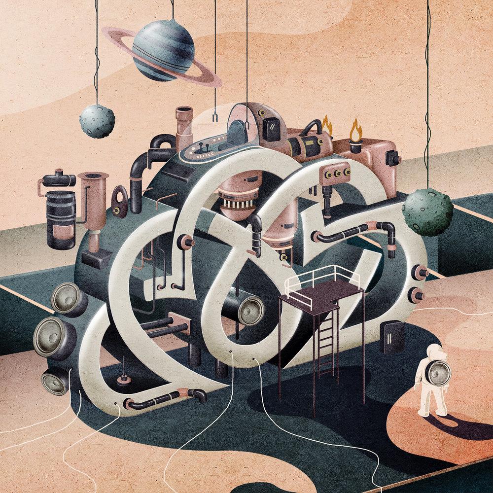 派樂黛F2 - 宇宙之鑰