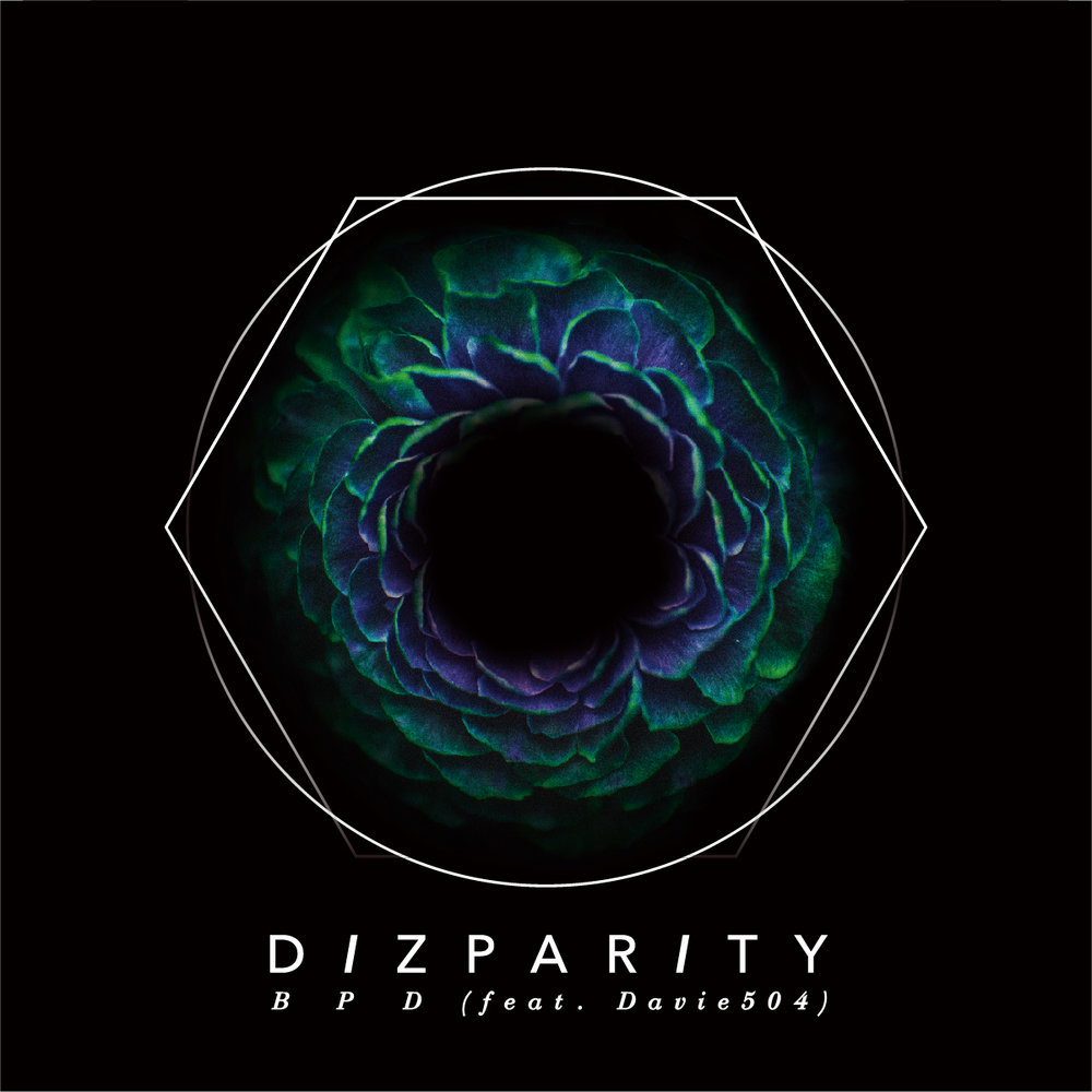 Dizparity - BPD (feat. Davie504)