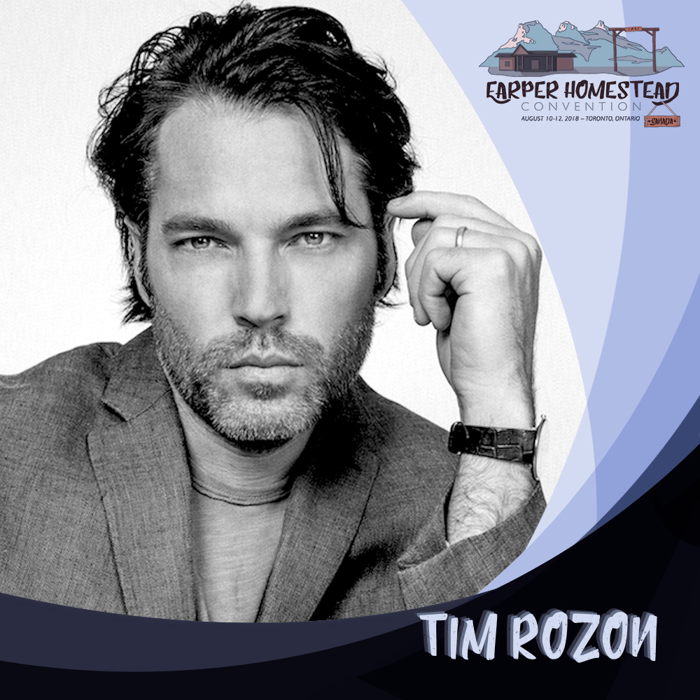Tim Rozon   Tim Rozon plays the infamous lawman and charismatic gambler Doc Holliday in the 13 x 1-hour SyFy series   Wynonna Earp  .  Tim's first major role was playing heartthrob Tommy Quincy opposite Alexz Johnson and Laura Vandervoort for four seasons on the teen drama series   Instant Star  for TeenNick (USA) and CTV (Canada). He was then cast as the series lead Alex Caine, playing a gang infiltrator, in   Befriend and Betray  for Shaw TV (Canada). Recent series leads include three seasons playing Mutt Schitt on CBC's runaway comedy   Schitt's Creek  opposite comedy icons Eugene Levy, Catherine O'Hara and Chris Elliott. Tim has done guest starring roles on many of the hit shows made in Canada over the last decade, including   Rookie Blue, Flashpoint, The Listener, Heartland, Combat Hospital, Lost Girl, Being Human,   and   19-2  . Tim won a prestigious Gemini Award for his performance in   Flashpoint  and was nominated for another Gemini for work in   Befriend and Betray  . He is also a voiceover actor, playing a leading role in the animated feature film   The Legend of Sarila  , opposite Christopher Plummer and Genevieve Bujold.  In addition to acting, Tim produced the documentary feature   Shuckers  , about the world of oysters and those who shuck them.  When not acting, Tim plays the role of restaurateur in Montreal at his hit restaurants Garde Manger and Le Bremner opposite star chef Chuck Hughes.