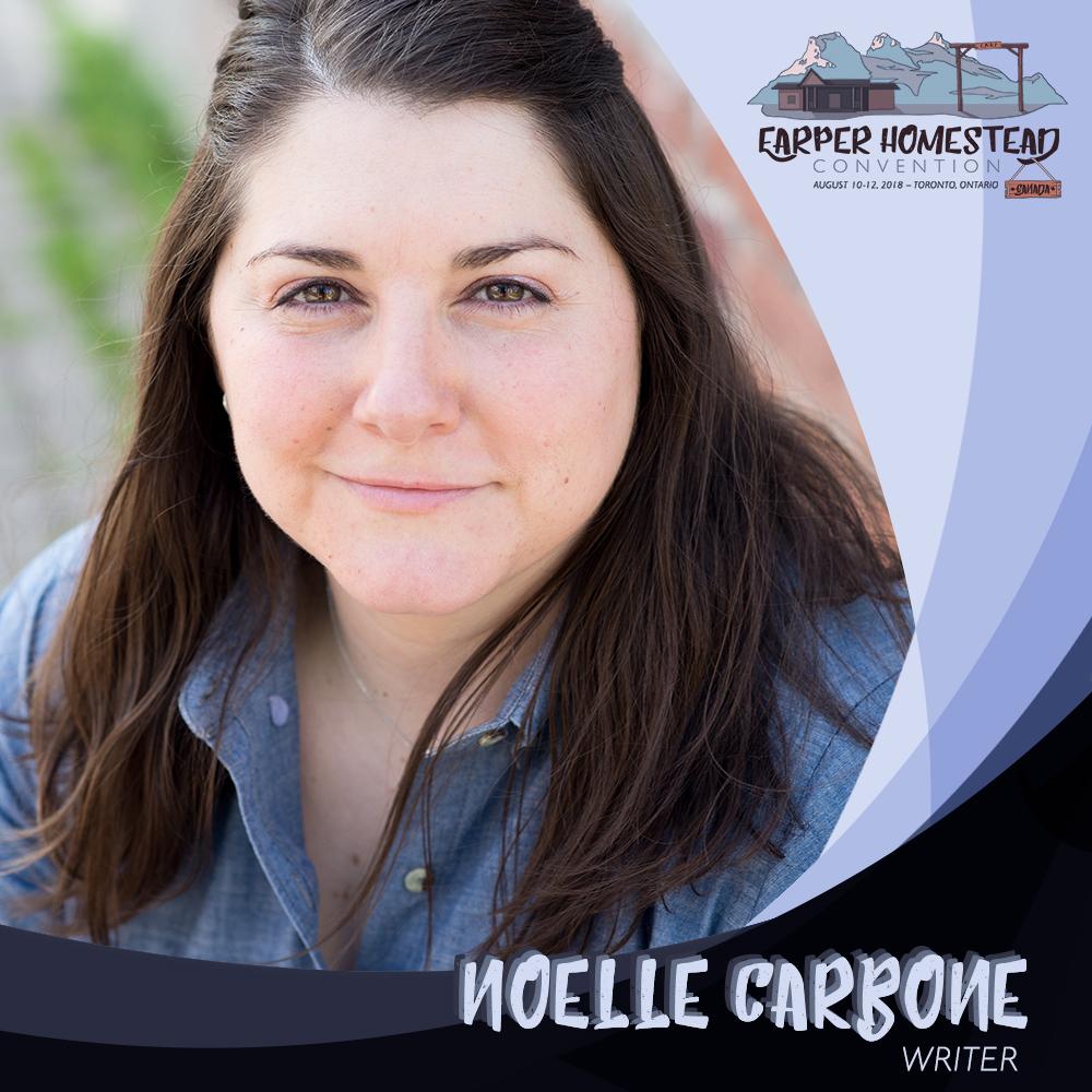 Noelle Carbone, Writer