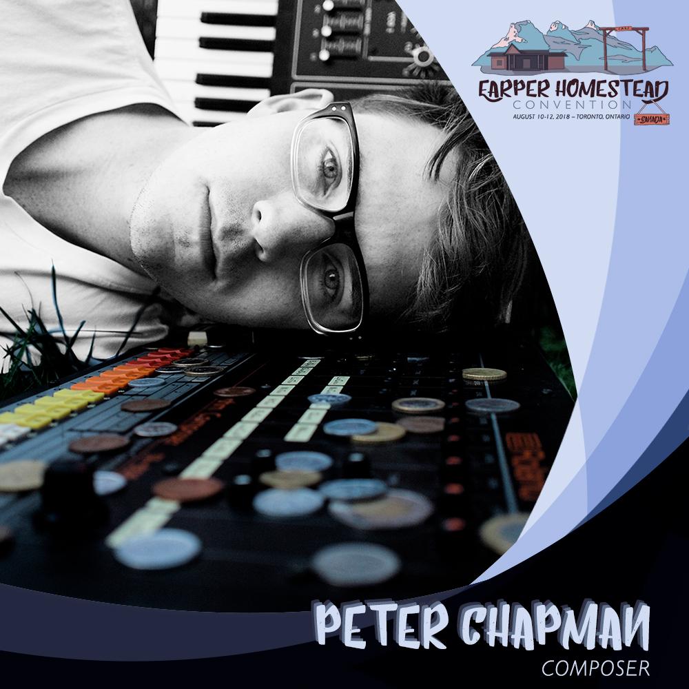 Peter Chapman  , Composer