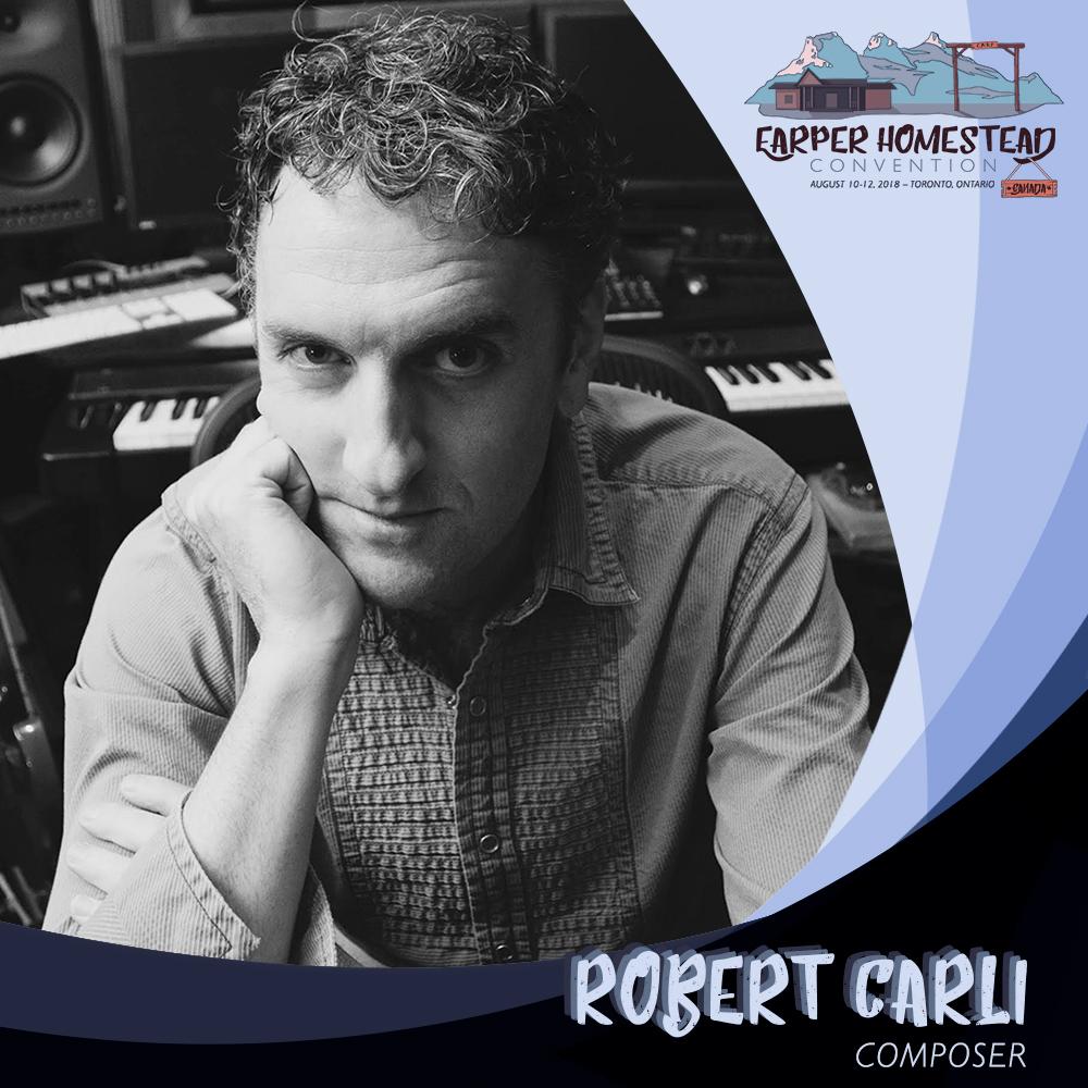 Rob Car  li  , Composer