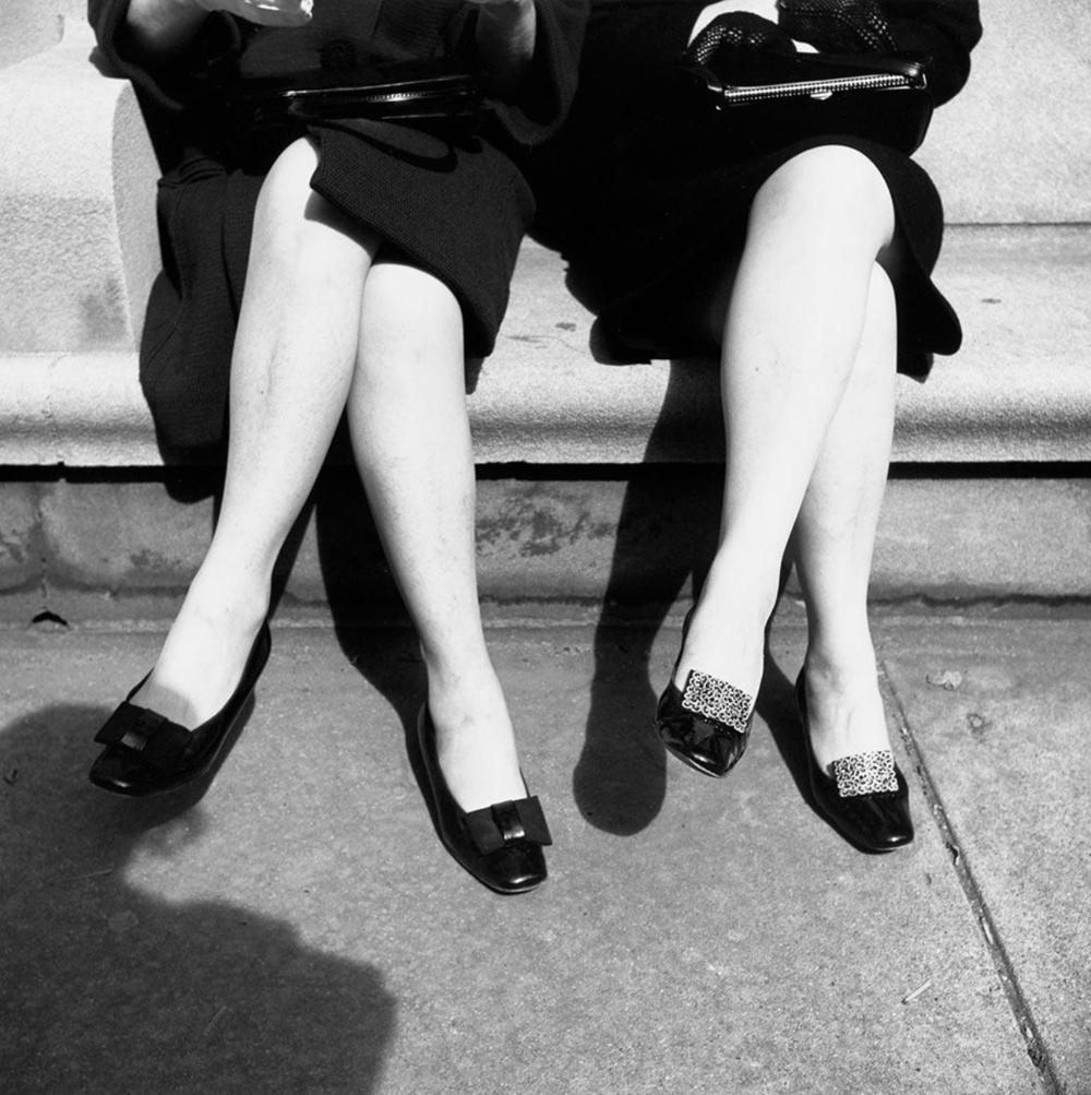 Image via  Vivian Maier