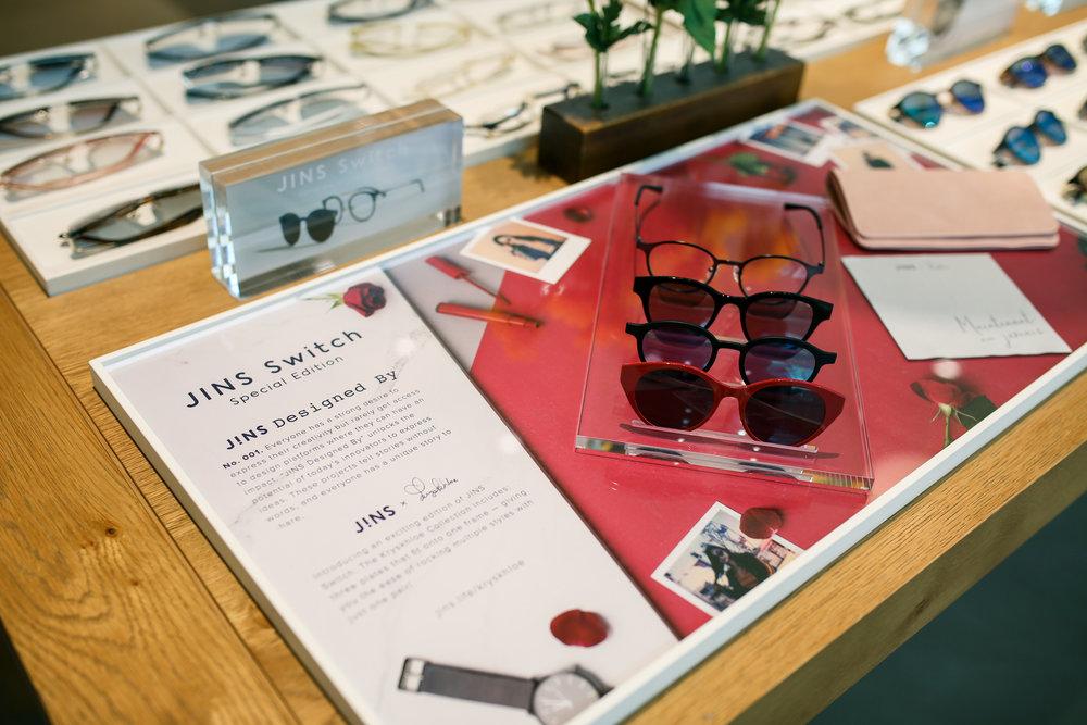 JINS x Kryskhloe Store Display-1.jpg