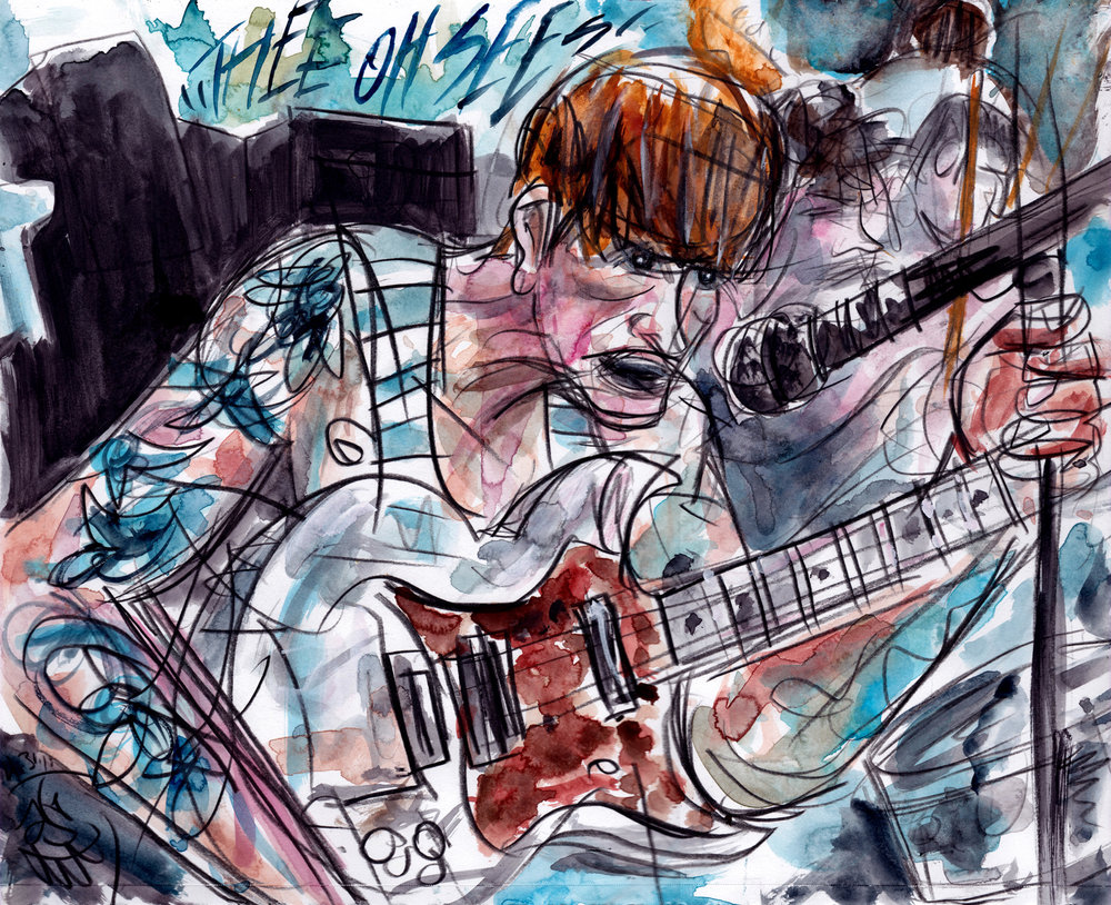 Thee Oh Sees @ Hotel Vegas