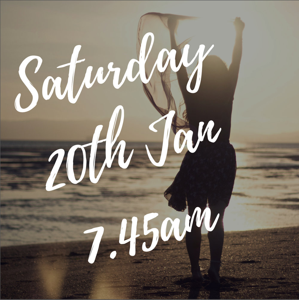 Click this image to register for Saturday 20th Jan, or navigate through to sign up for any of the Saturdays in the next 6 weeks.