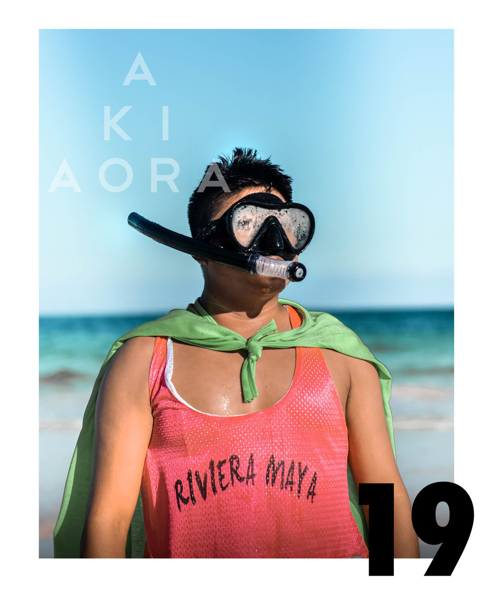 AKI AORA 2019 Edition