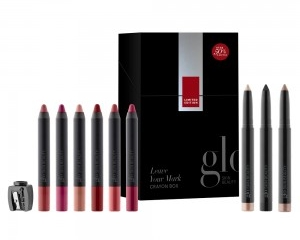 """Leave Your Mark Crayon Box"" by Glo Skin Beauty"