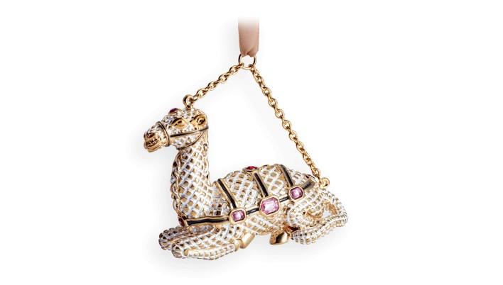 L'Objet camel ornament