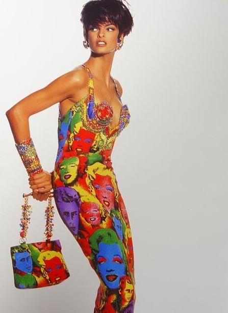 When Fashion Met Art