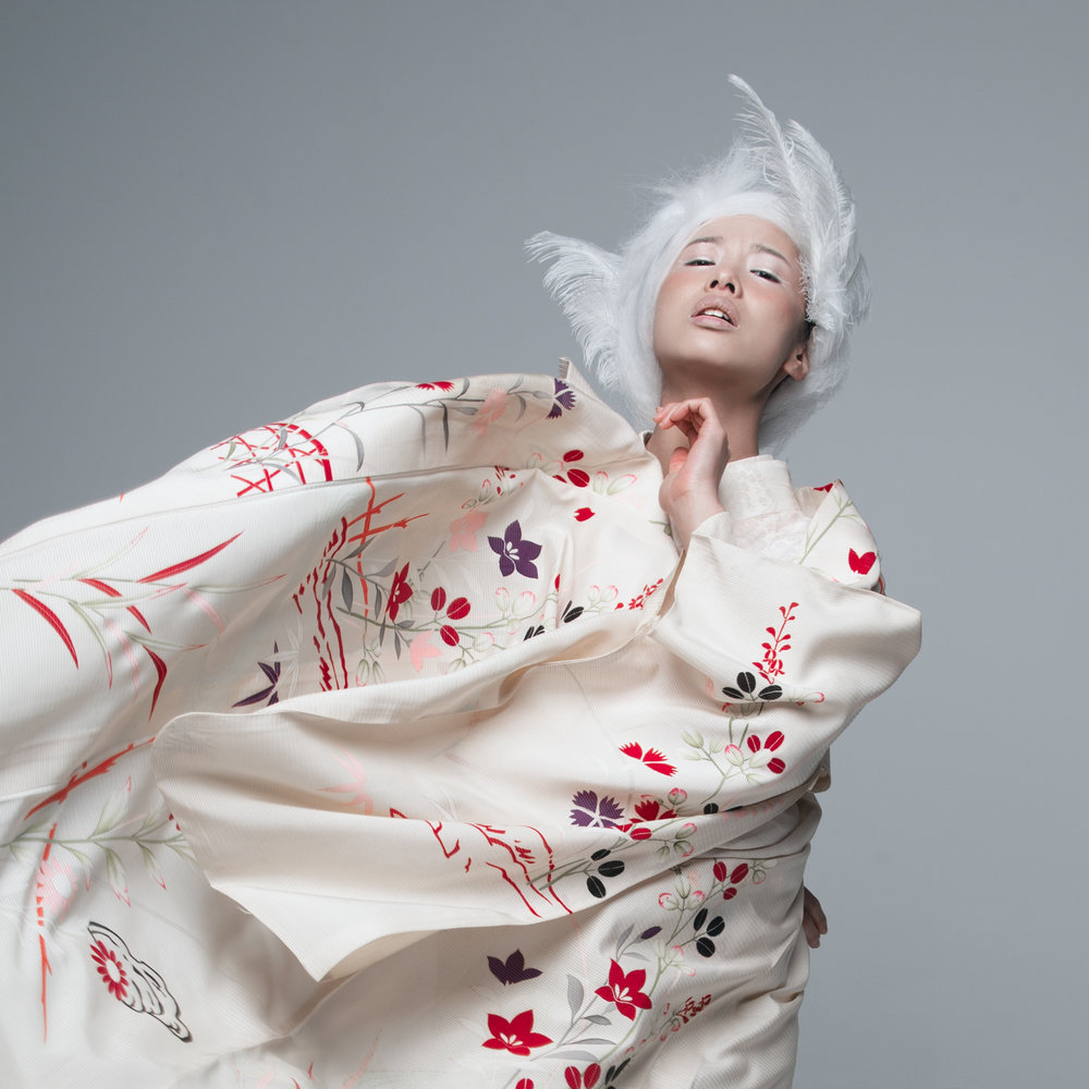 Opor & Jocelyn for UberDandy Kimono by Ian Wallman