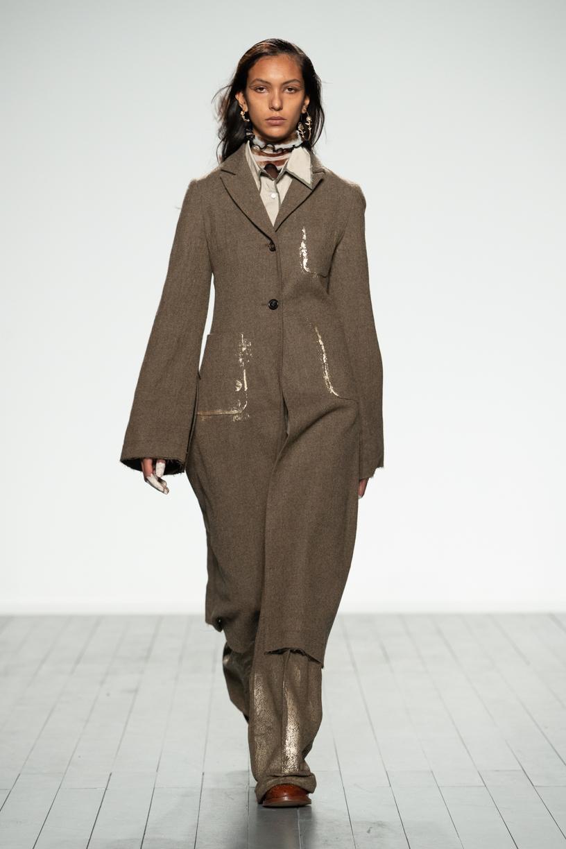 Asai Presents Autumn Winter 2019 Collection London Fashion Week