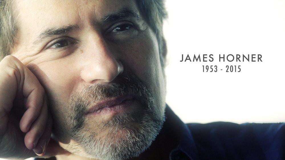 Composer James Horner. Credit:  Geeky Tyrant