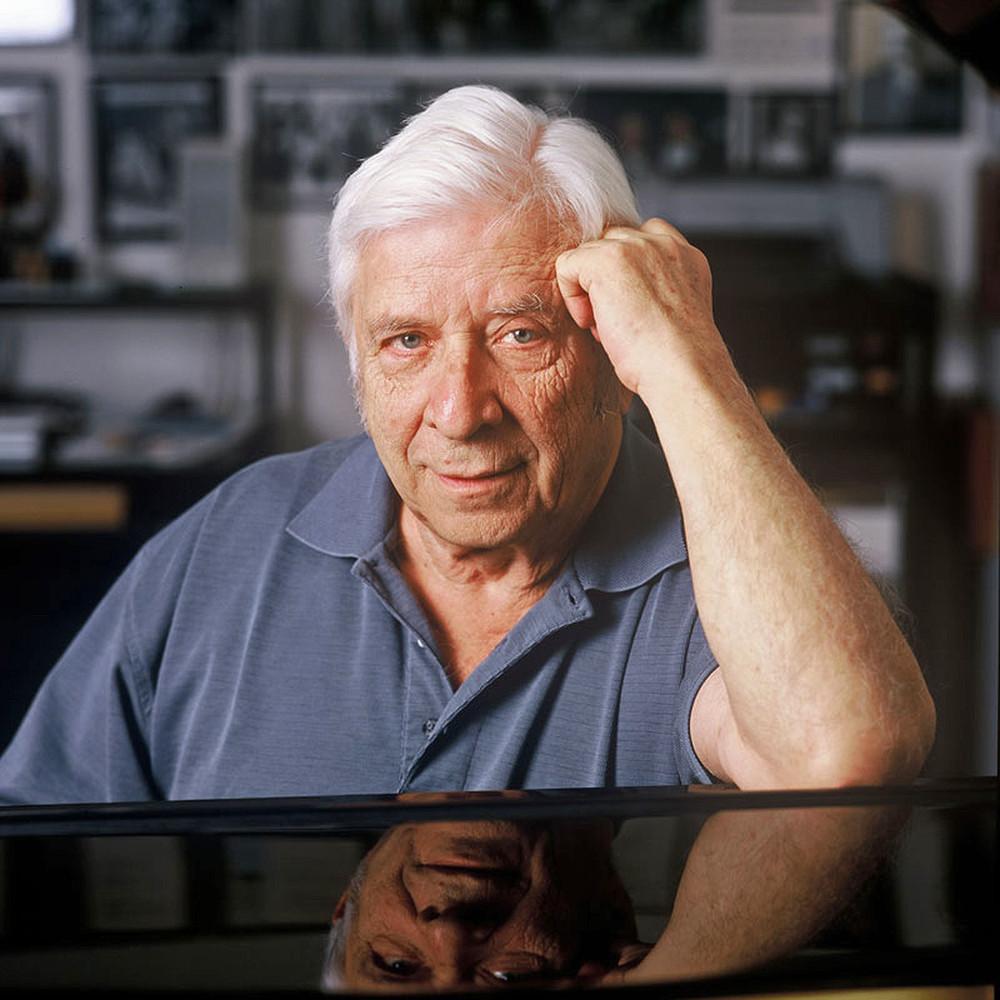 Composer Elmer Bernstein